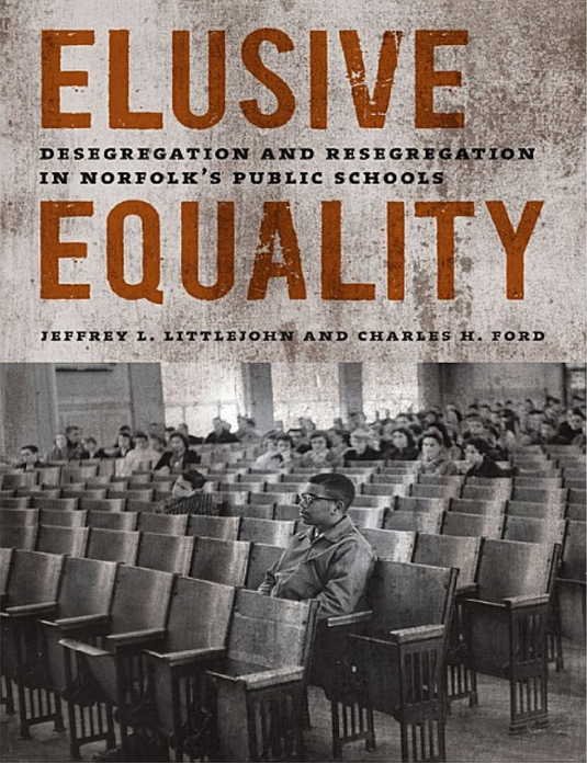 Cover of Elusive Equality book